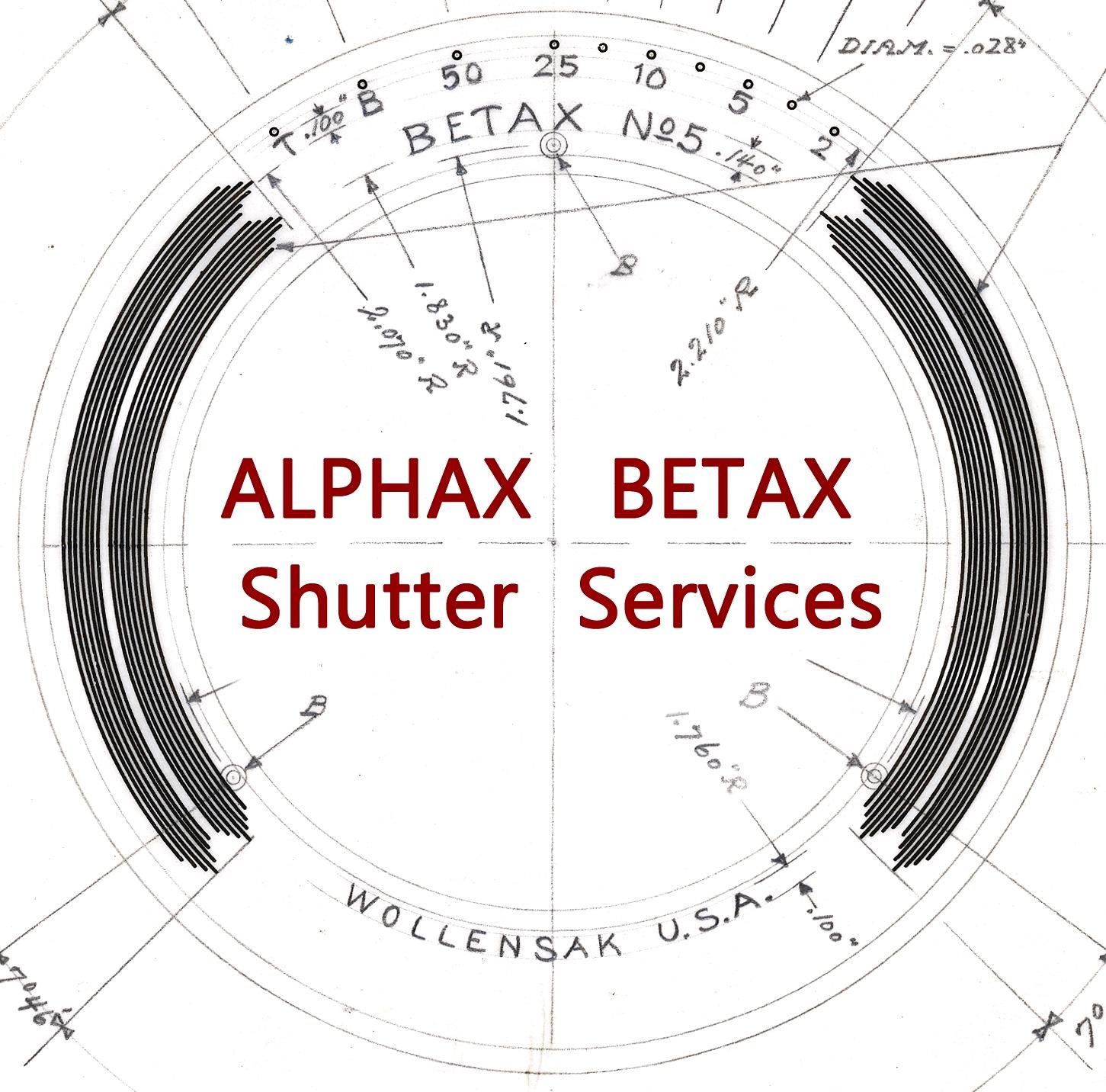 Alphax Betax Shutter Services